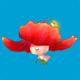 大红花精灵