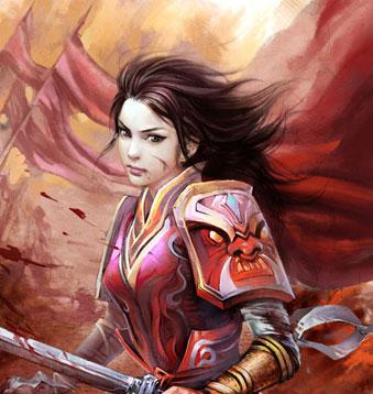 花木兰-巾帼英雄
