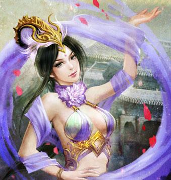 赵飞燕-绝世舞姬