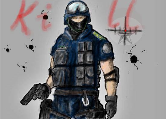 cf武器画画图片
