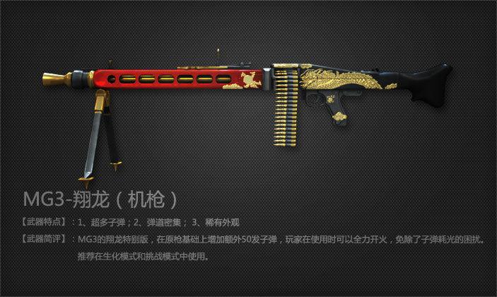 MG3-翔龙(机枪)_图片_怎么样