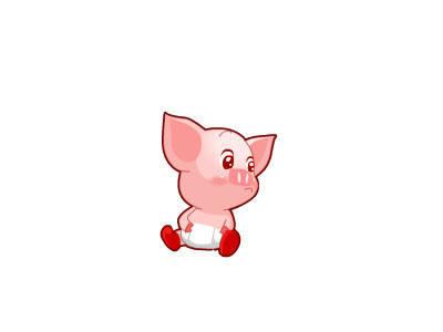 qq猪gg童年超级可爱截图大曝光