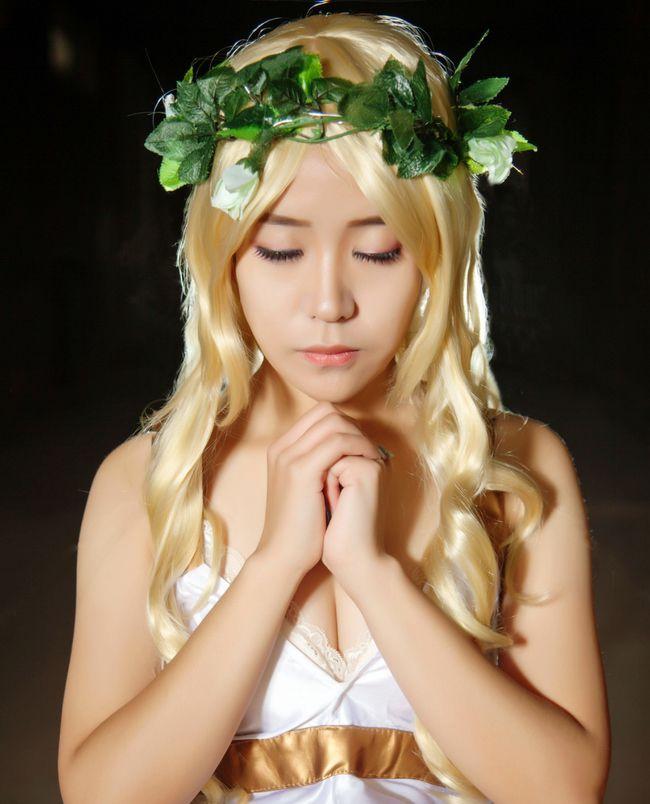 [黑色玫瑰] 橄欖枝與希臘女神