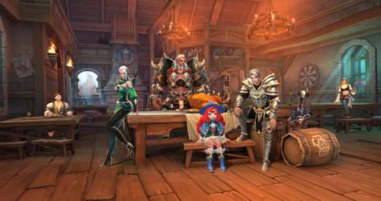 魔幻世界重启 《万王之王3d》首测强势来袭