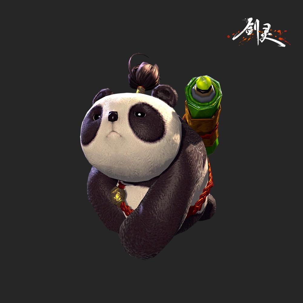 新闻中心 新闻正文  全新小伙伴:熊猫潘达 可爱小幽灵登场!