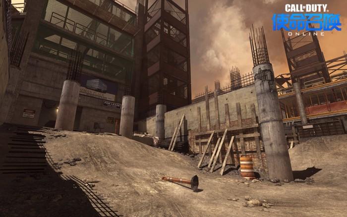 """图2:新地图""""废弃工业区"""".jpg"""