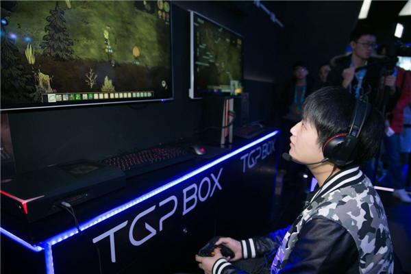 TGP单机发行硬件试水开门红 双12热销游戏及TGP BOX限时特惠