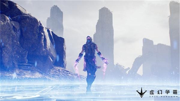 图二《虚幻争霸》英雄特写图&英雄技能动图.jpg