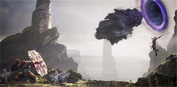 图四《虚幻争霸》英雄对线截图.jpg