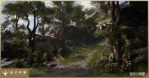图1 《虚幻争霸》细节与光影释放虚幻4强大实力.jpg