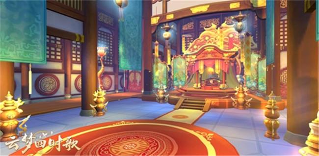 《云梦四时歌》与陕西历史博物馆跨界合作 演绎新唐风绮丽绘卷