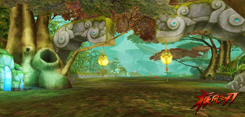疾风之刃 官方网站 腾讯游戏 3D动漫风超动作网游