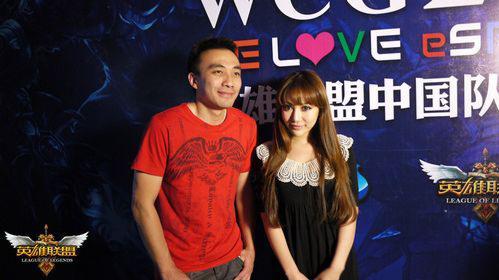 IG战队加冕WCG2011世界决赛LOL中国代表队