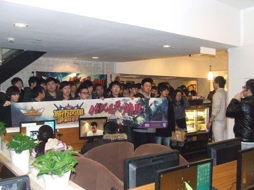 【华东上海】3月24日2012英雄联盟城市英雄争霸赛月赛