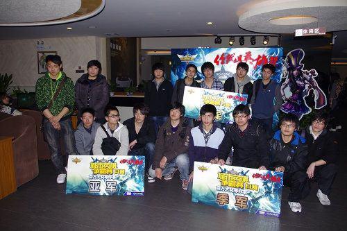 【华东上海】4月7日2012英雄联盟城市英雄争霸赛4月第