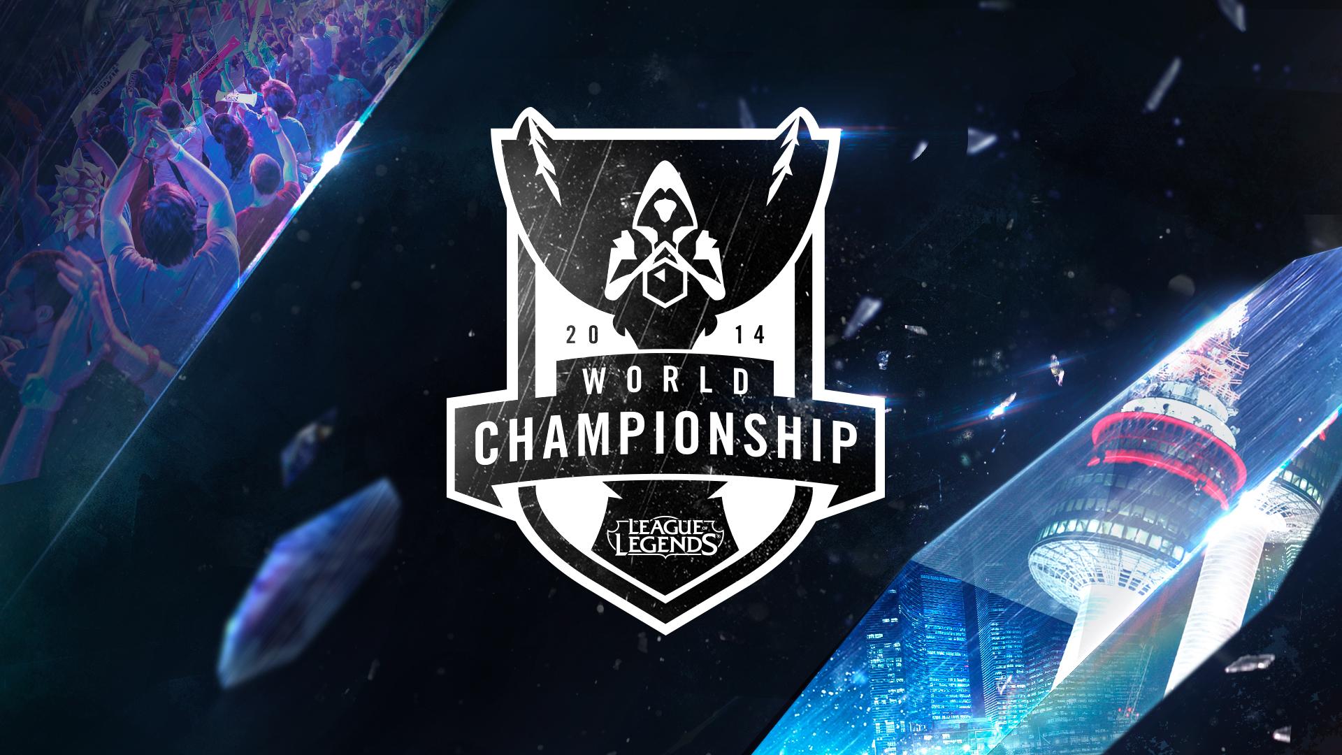 英雄联盟lolS4赛季世界总决赛时间和公告的照片