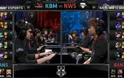 2014全球总决赛第七日D组小组赛:KBM vs NWS