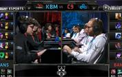 2014全球总决赛第八日D组小组赛:KBM vs C9