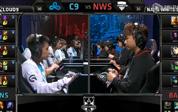 2014全球总决赛第八日D组小组赛:C9 vs NWS