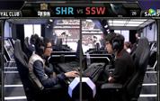 2014全球总决赛决赛:SHR vs SSW 第1场