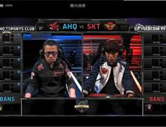 [MSI季中赛小组赛] 5月9日 AHQ vs SKT