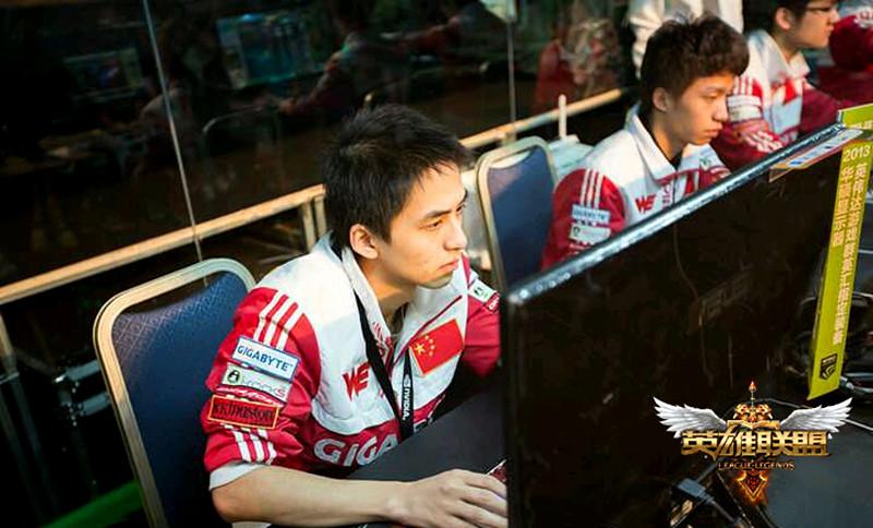 <b>全球总决赛中国区选拔赛历史回眸</b>