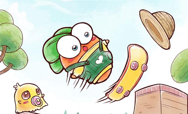 保衛奧運精神—我要飛得更高
