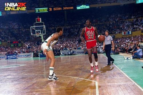 《NBA2K Online》官方网站-拼出你的传奇