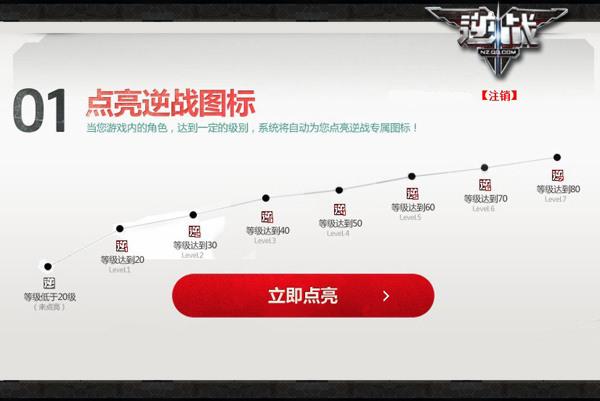 QQ上逆战图标7级了,在游戏里多少级呢?