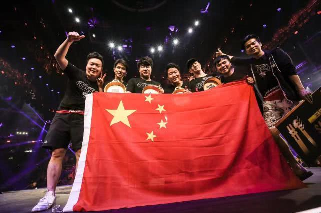 OMG战队获《绝地求生》世界冠军 万名玩家跨时差网吧观赛