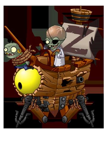 海盗僵尸博士