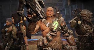 《火源计划》Cyborg角色技能展示视频