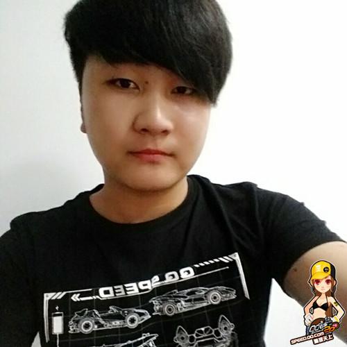 王杜 个人生活照