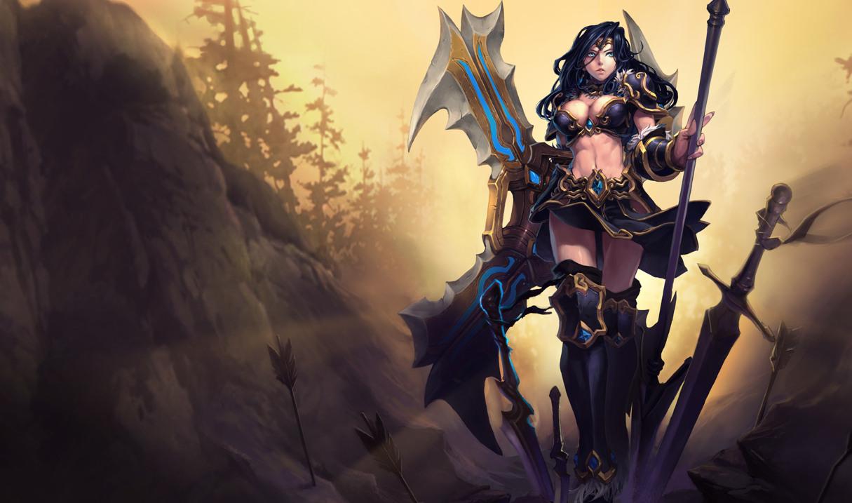 战争女神-希维尔