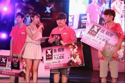8月个人冠军 安宏文旭