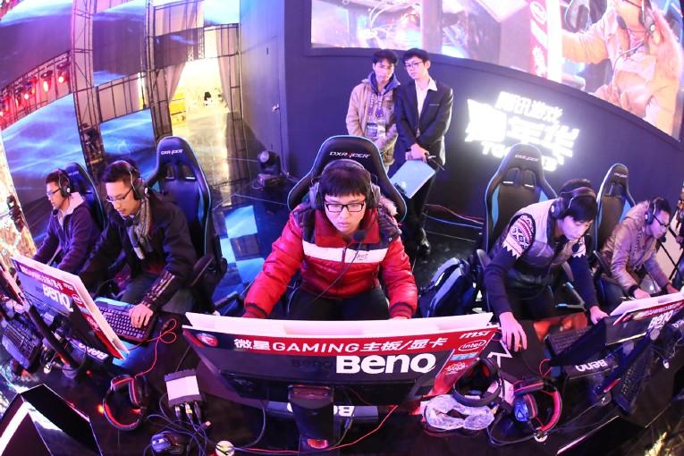tgc腾讯游戏嘉年华2013,快乐一起来 高清图片