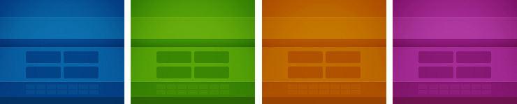 网页配色的天然范儿 - 小东 - 5