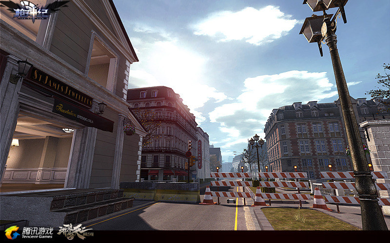 欧洲小镇-地图介绍-枪神纪官方网站-腾讯游戏