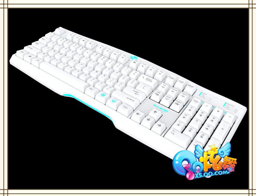QQ炫舞机械键盘