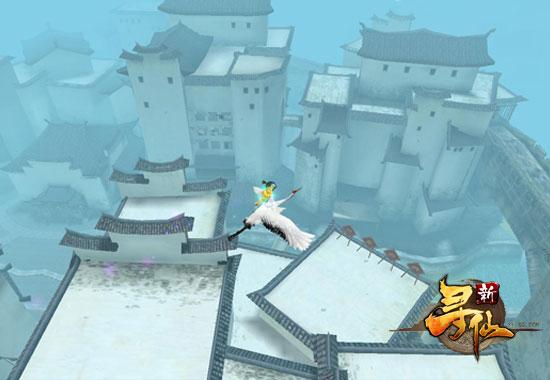 """《新寻仙》推出余音缭绕的中国风主题曲并非首次,2008年游戏发行之初,便曾发布过两首由""""墨明棋妙""""音乐团队创作的《如梦令》和《再逢明月照九州》。无论是前者R&B还是后者的抒情曲风,紧密结合游戏剧情的歌词以及蕴含浓郁中国元素的编曲,都堪称中国古风与现代流行乐的完美结合。"""