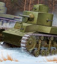 信仰战斗T35