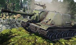 二战坦克歼击王者