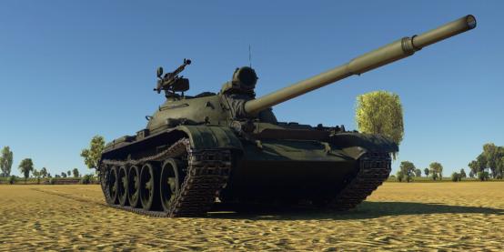 69式中型坦克 开发日志