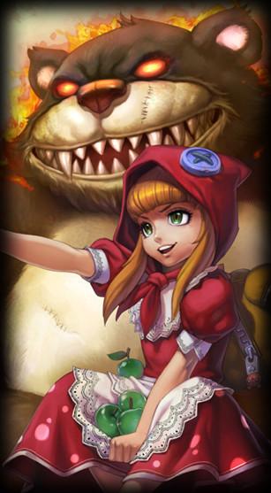 小红帽 安妮