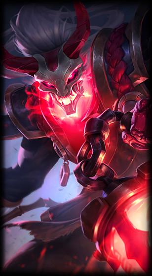 腥红之月 锤石