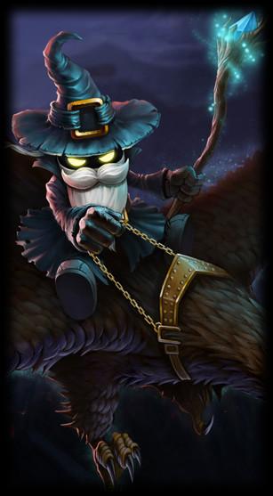 灰胡子魔法师 维迦