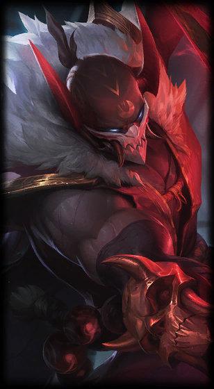 腥红之月 派克