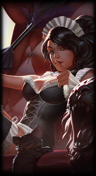法国女仆 奈德丽