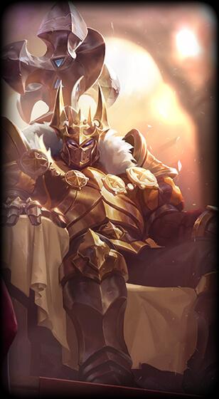 梅花国王 莫德凯撒
