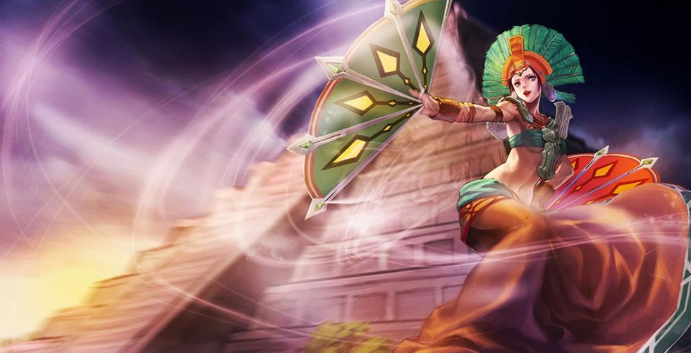 日冕女神 卡尔玛